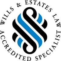 Wills & Estates Accredited Specialist Logo